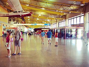 Terminal - Öffentlicher Zugangsbereich