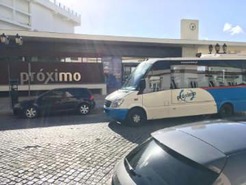 Faro Terminal Busbahnhof